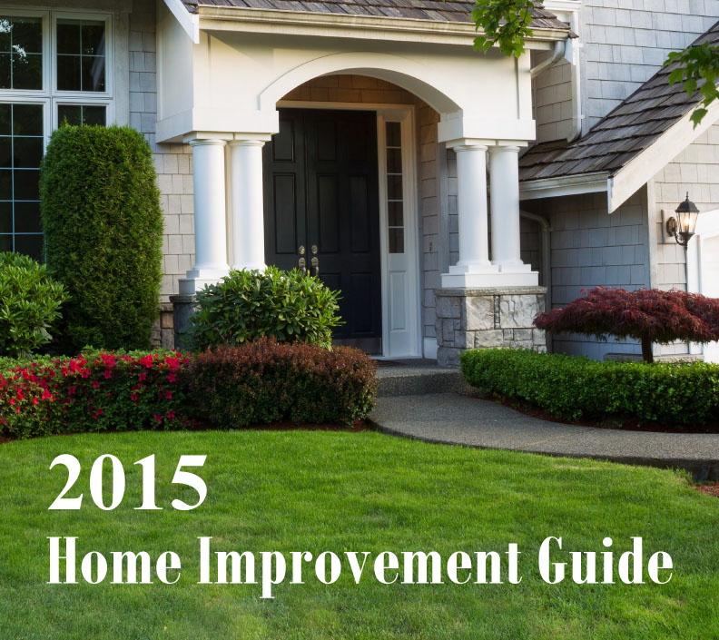Cover - Home Improvement Guide