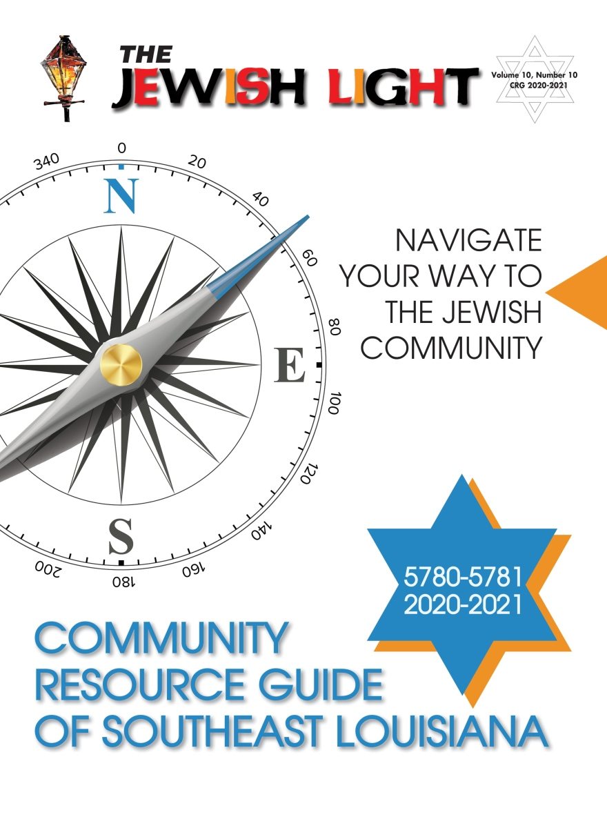 The Jewish Light Community Resource Guide