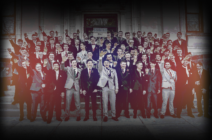 A local rabbi's message to the Wisconsin high school boys who gave the Nazi salute