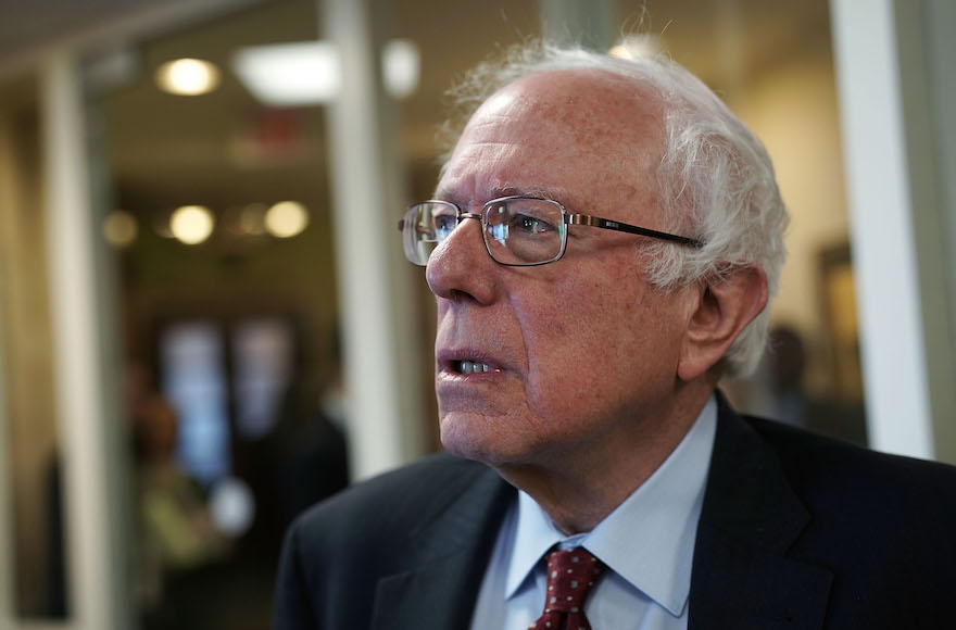 Bernie Sanders apologizes to female staffers after reports of sexual harassment by 2016 campaign colleagues