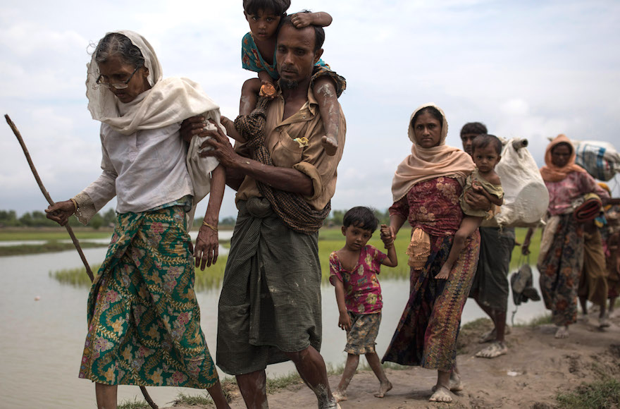 Evidence of Rohingya genocide is 'compelling,' US Holocaust Museum says
