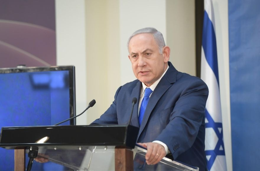 Hezbollah tunnels are 'concrete threat' to Israel's Galilee region, Netanyahu says