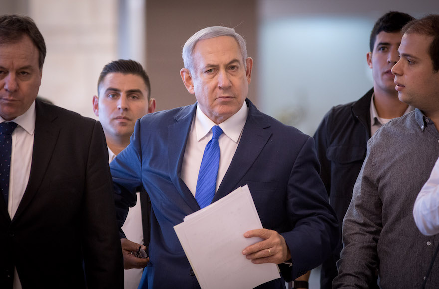 Israel's attorney general expected to decide on Netanyahu indictments by next month