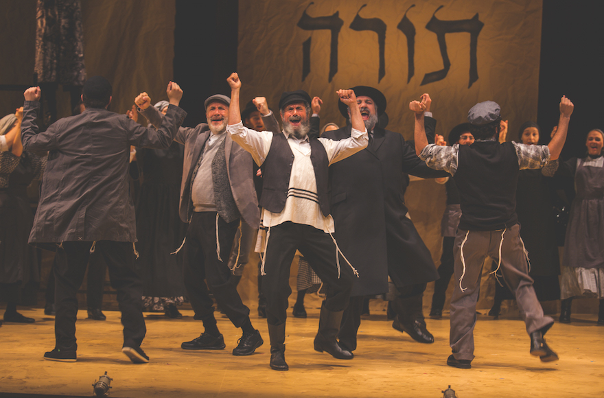 NY Yiddish 'Fiddler on the Roof' show is extended and moving to a new theater